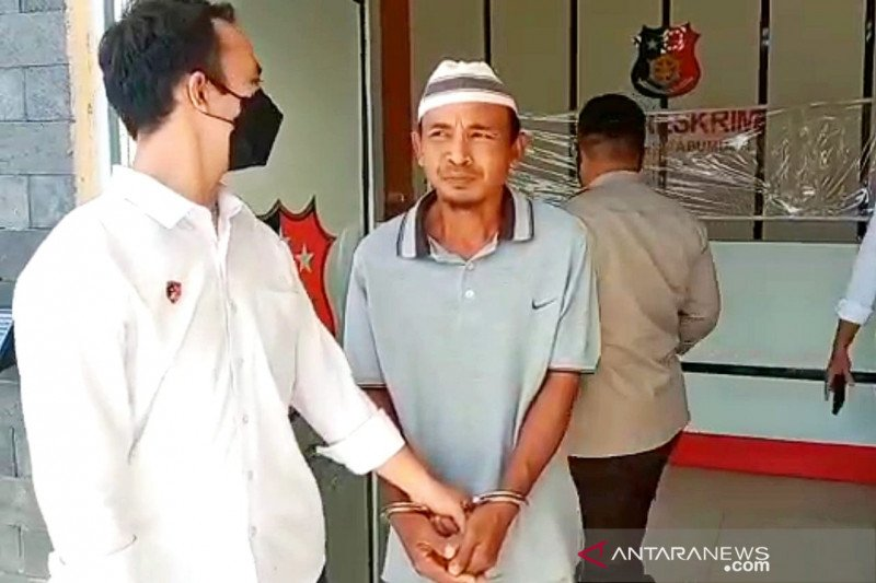 Polisi tangkap pelaku pencabulan terhadap 35 anak di prabumulih