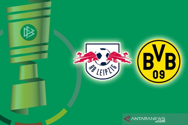 Head-to-head Leipzig vs Dortmund jelang final DFB Pokal