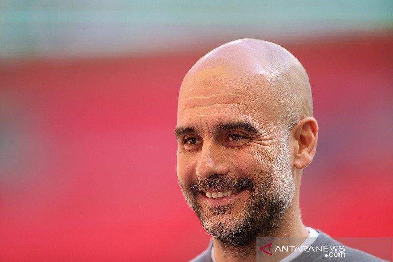 Guardiola sebut gelar Liga Inggris musim ini juara tersulitnya