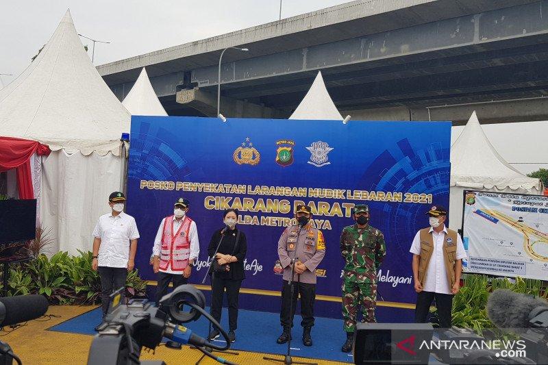 Ketua DPR RI apresiasi kinerja penjaga pos larangan mudik Lebaran