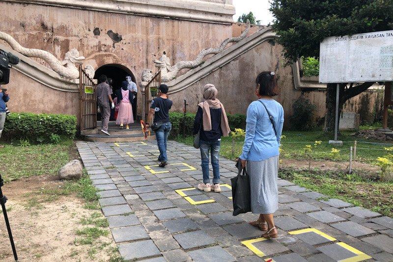 Objek wisata Yogyakarta diminta disiplin batasi jumlah pengunjung