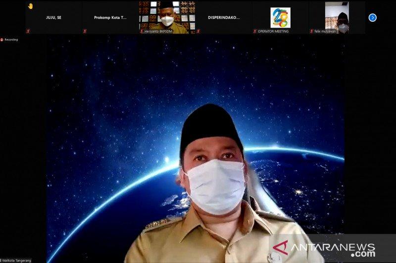 Pemkot Tangerang imbau masyarakat gelar Shalat Id di rumah