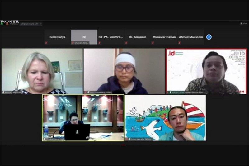 Indonesia bicara pelestarian bahasa daerah di forum UNESCO