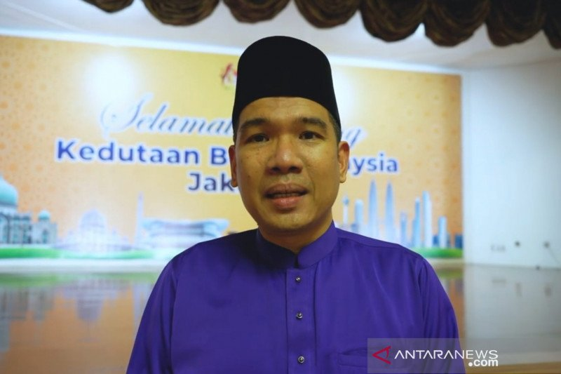 Kedubes Malaysia sampaikan selamat Idul Fitri kepada warga Indonesia