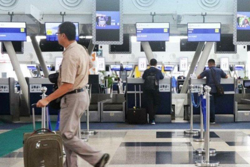 Hari ke delapan, Bandara Kualanamu layani 365 penumpang