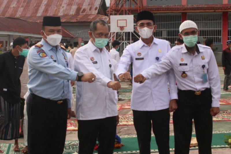 544 narapidana di Sulbar peroleh remisi khusus Idul Fitri