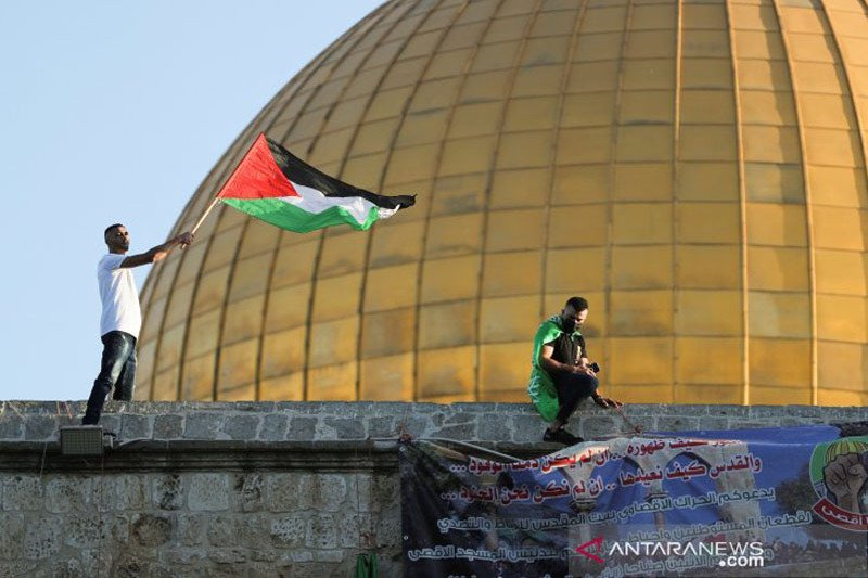 Biden yakin konflik Israel-Palestina segera berakhir