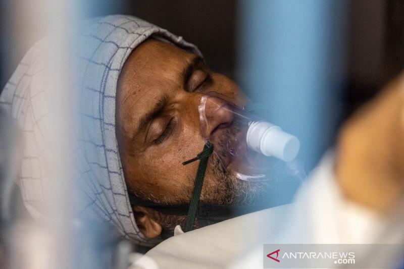 India catat 4.000 kematian akibat COVID-19 dalam dua hari