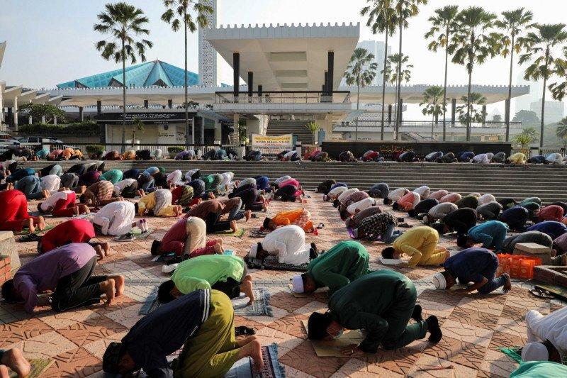Malaysia laporkan kematian harian tertinggi COVID-19
