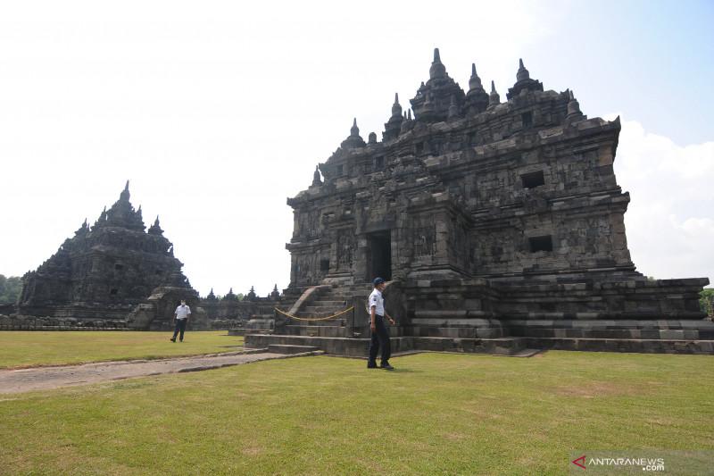 Taman Wisata Candi Prambanan didominasi wisatawan lokal