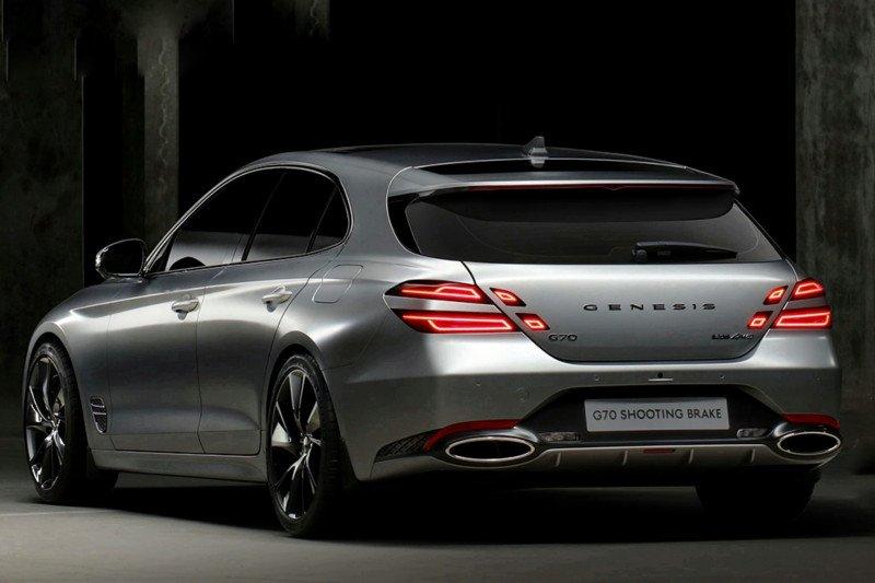 Hyundai perkenalkan model khusus G70 untuk Eropa