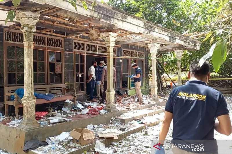 Korban meninggal akibat ledakan petasan di Kebumen bertambah