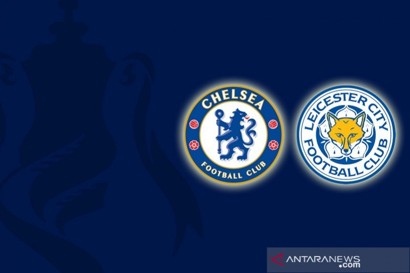 Head-to-head Chelsea vs Leicester jelang final Piala FA