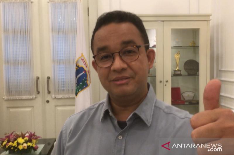 Gubernur Anies larang warga tak punya KTP Jakarta masuk tempat wisata