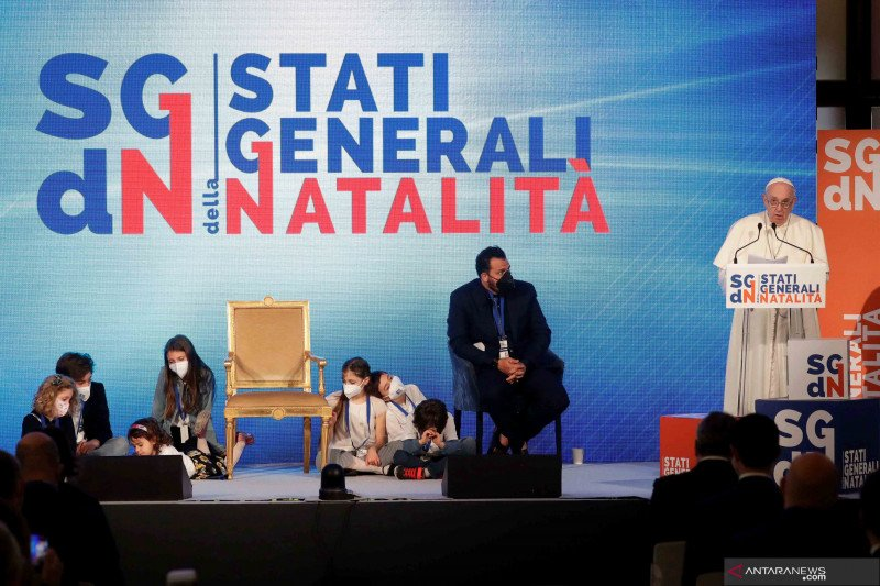 Konferensi Krisis Demografis di Roma