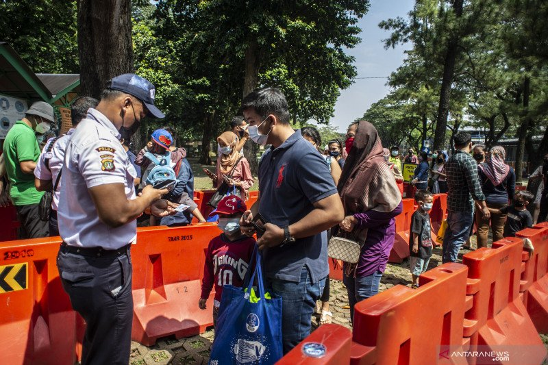 Polisi kerahkan 225 personel bantu pengamanan Ragunan