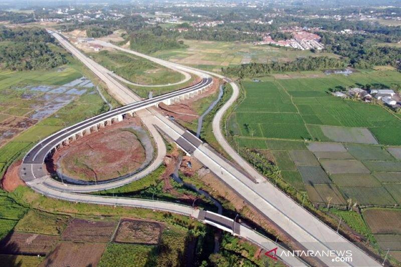 PUPR targetkan uji laik fungsi Jalan Tol Serang-Panimbang pada Juni