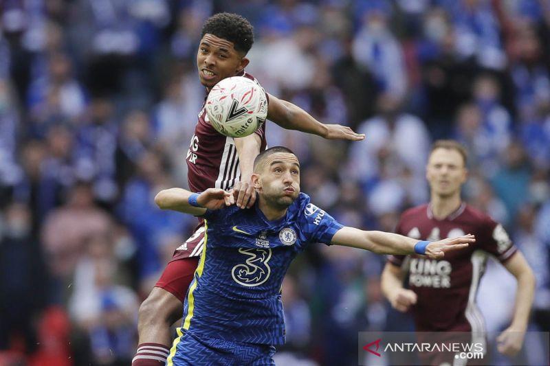 Final Piala FA: Chelsea vs Leicester City