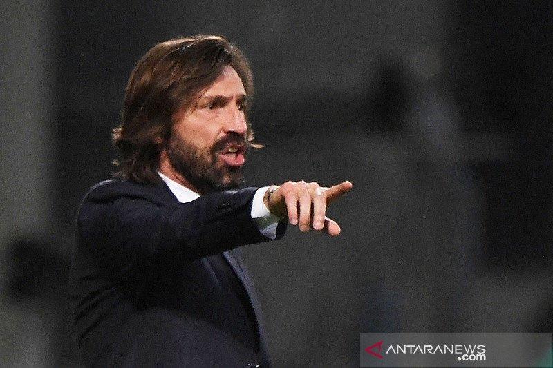 Pirlo tegaskan Juve punya motivasi lebih jelang Derby d'Italia