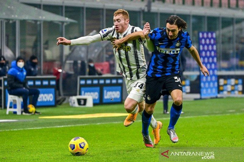 Jadwal Liga Italia: Inter berpeluang pupus harapan Champions Juventus