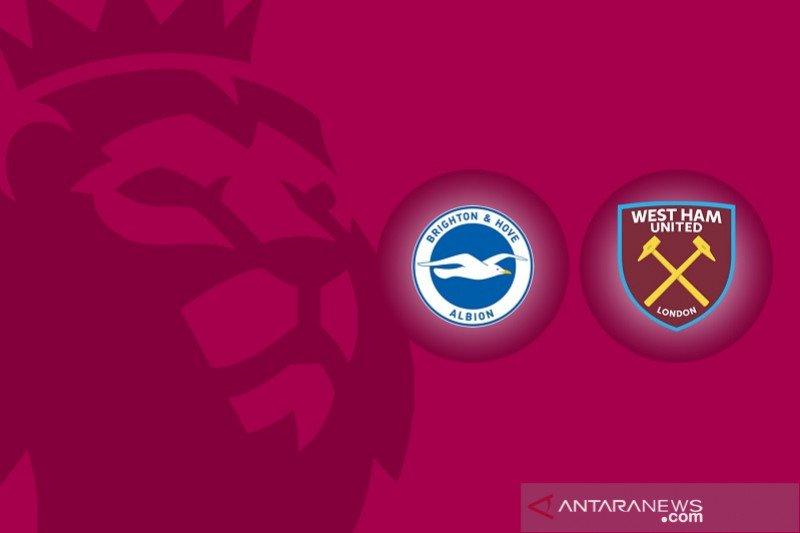 Jadwal Liga Inggris: West Ham usung misi jaga asa empat besar