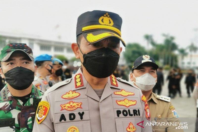 Tiga pilar Jakarta Barat terapkan 3T terhadap warga tiba dari mudik