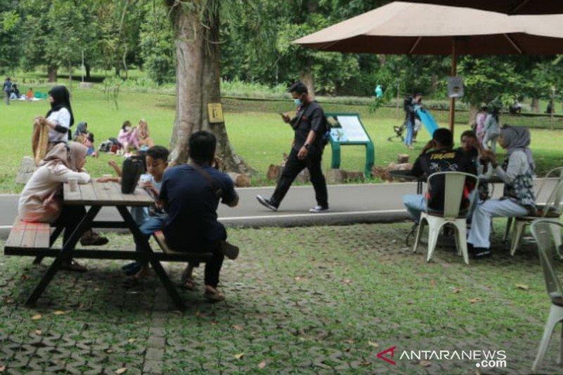 Cegah COVID, Kebun Raya Bogor sediakan tes GeNose bagi pengunjung