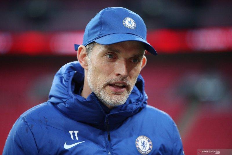 Chelsea takluk di final Piala FA, Tuchel merasa kurang beruntung