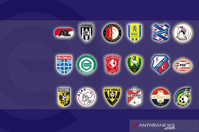 Jadwal Liga Belanda: apa saja yang diperebutkan di pekan pemungkas?