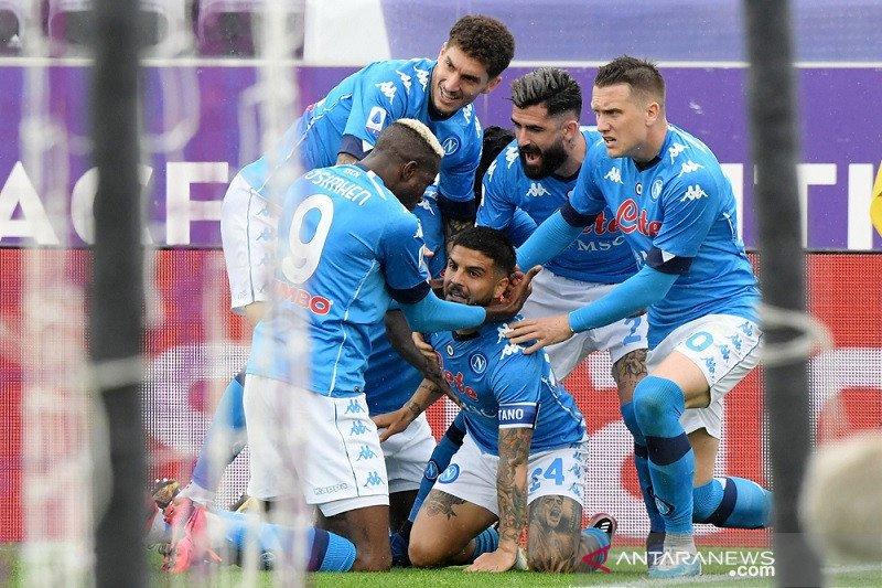 Napoli kembali depak Juve dari empat besar