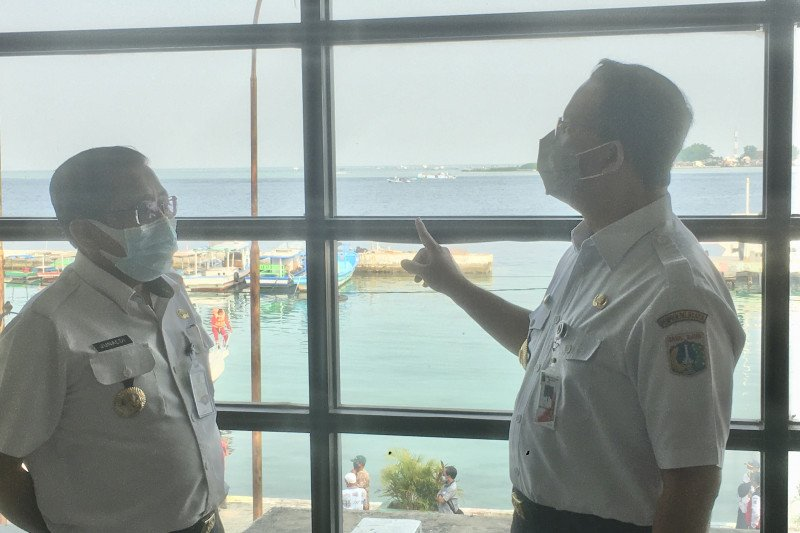 Bupati hentikan sementara perjalanan wisata ke Kepulauan Seribu