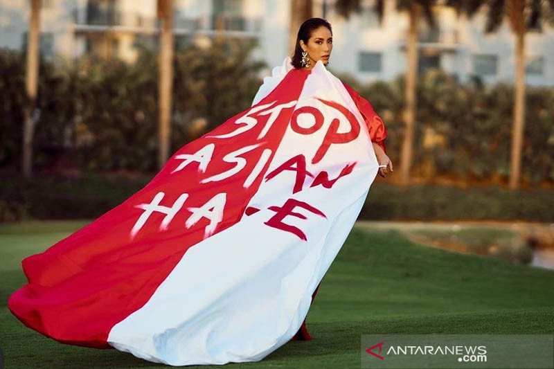 Miss Universe 2020 jadi ajang sebar pesan damai