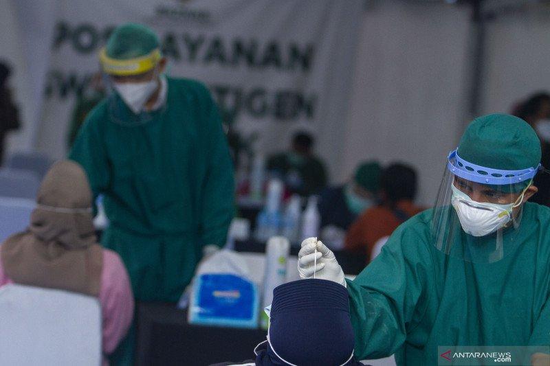Satgas: 21 warga Karawang terpapar virus corona varian Delta