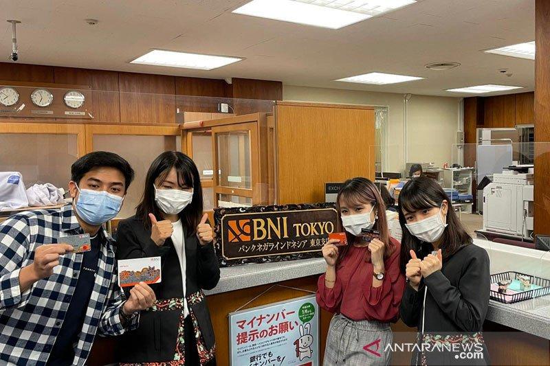 Cerita Jerome Polin buka rekening di BNI cabang Tokyo