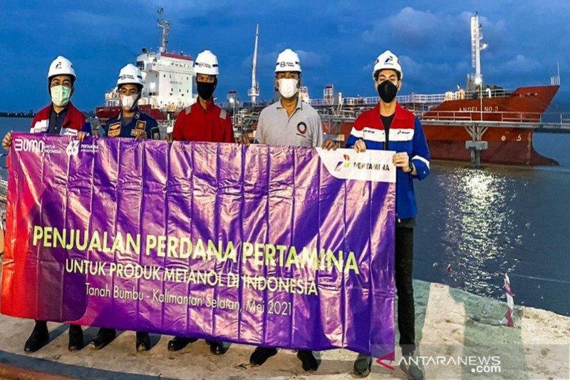 Pertamina jual metanol untuk produsen biodisel
