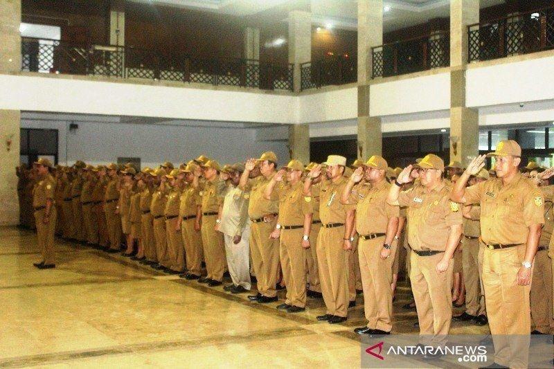 Hari pertama kerja, ASN Pemprov Riau wajib masuk kantor