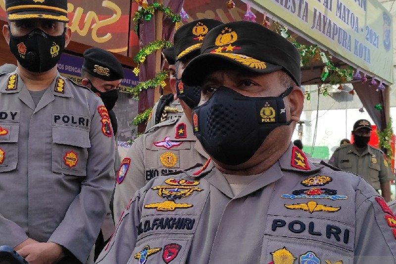 Kapolda Papua pastikan penegakan hukum terhadap KKB sesuai SOP