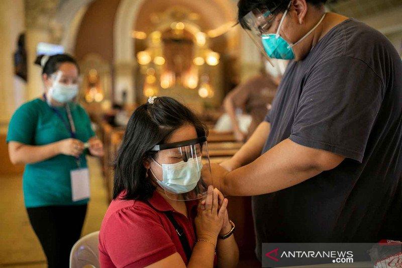 Penggunaan vaksin COVID-19 AstraZeneca di Filipina