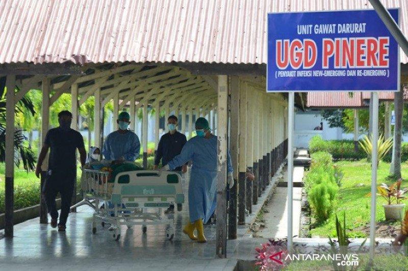 Ada tambahan 91 orang, positif COVID-19 di Aceh menjadi 12.340 kasus