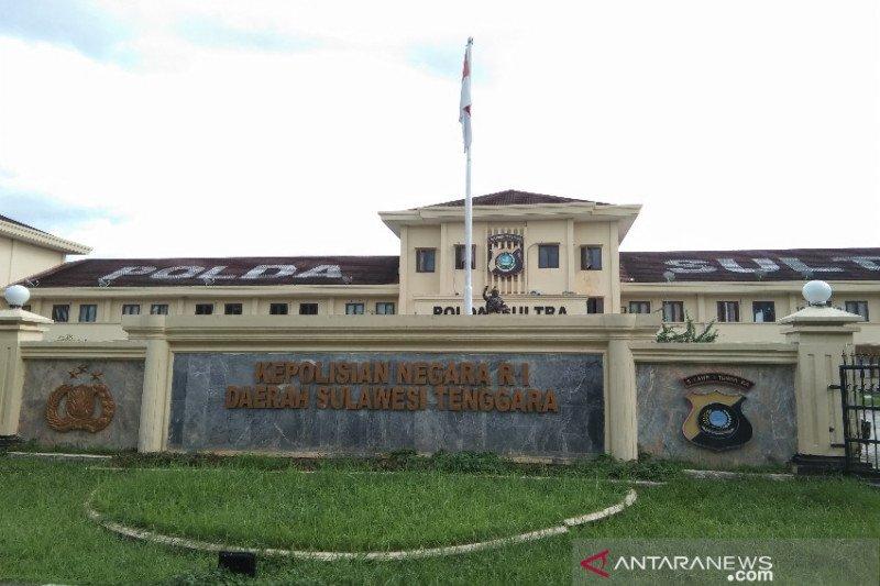 Seorang tahanan kasus narkoba di Rutan Polda Sultra kabur