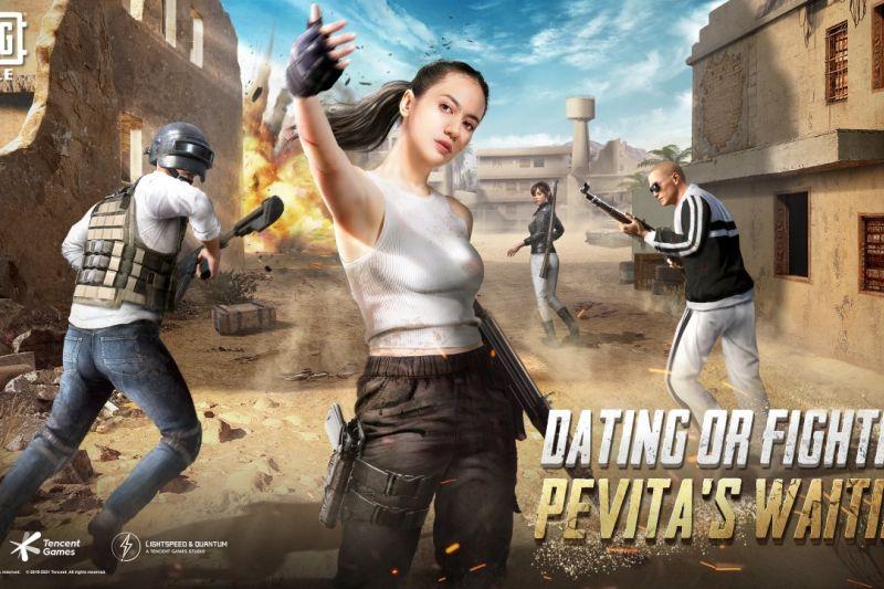 Pevita Pearce resmi jadi