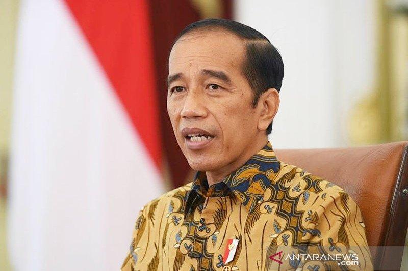 Jokowi: 75 pegawai KPK dapat ikuti pendidikan wawasan kebangsaan