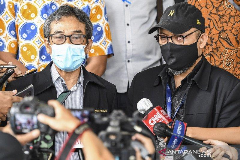 Indriyanto Seno Adji maklumi dilaporkan ke Dewas KPK