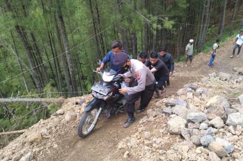 Kapolres sebut lintasan Gayo Lues-Aceh Timur masih belum normal