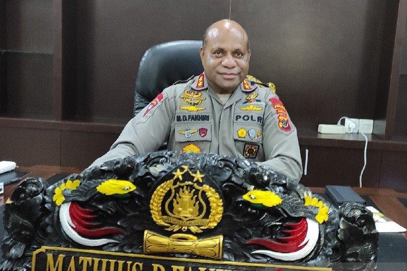 Kapolda Papua: Masih ada kesempatan gerombolan KKB serahkan diri
