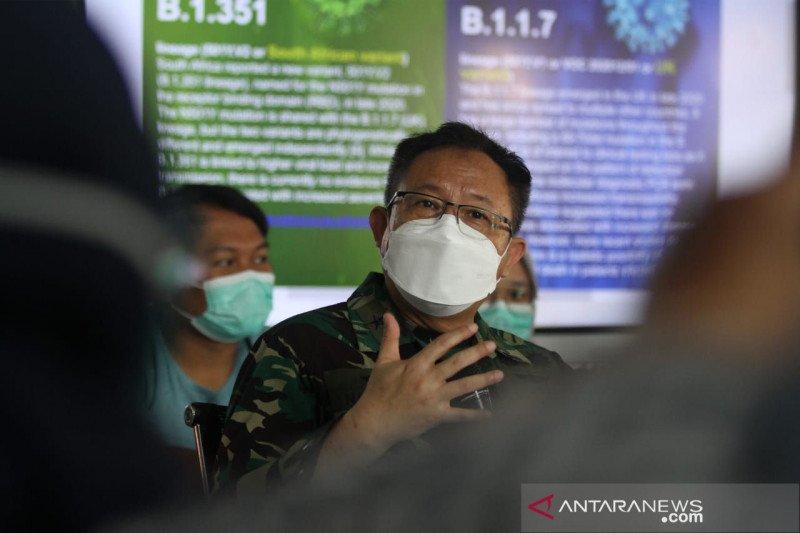 Seluruh pasien varian Delta di RSLI dinyatakan sembuh