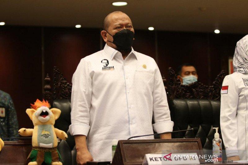 LaNyalla nilai perlu penguatan penanggulangan bencana di Indonesia