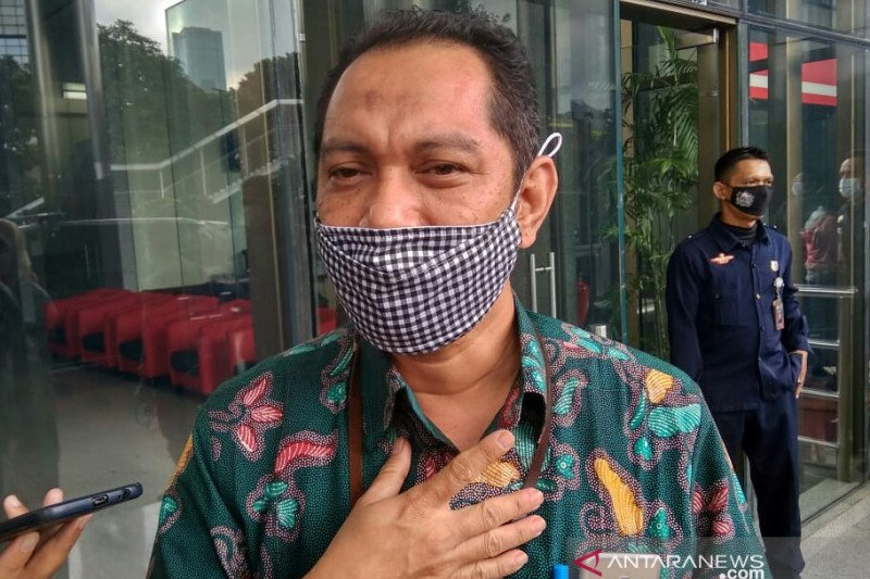 KPK tahan mantan Dirut Perumda Sarana Jaya