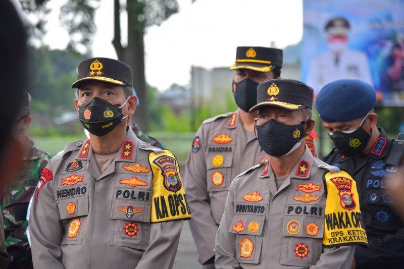 1.046 kendaraan diputar balik pada akhir Operasi Ketupat Krakatau
