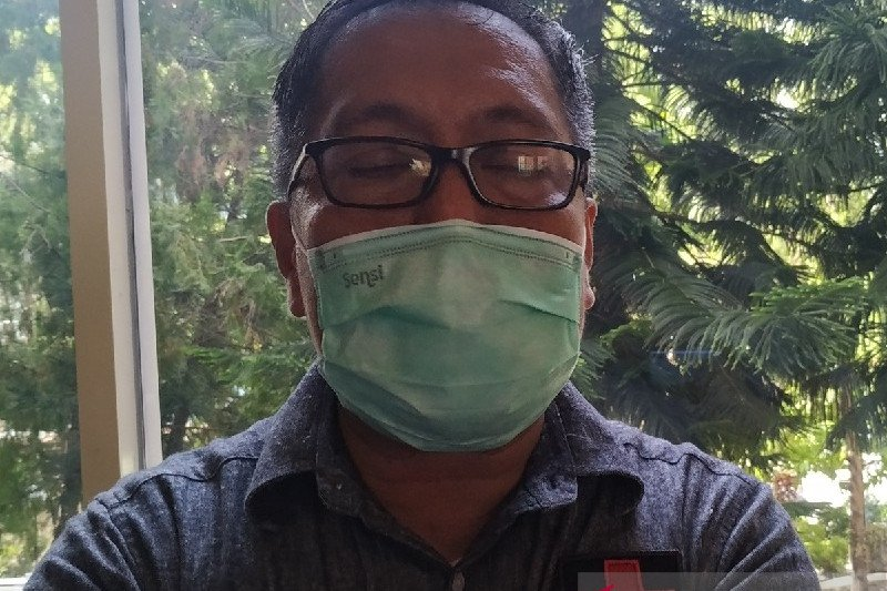 Update data COVID-19 di Papua terkendala gangguan telekomunikasi